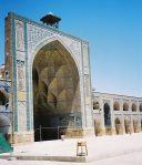 Iwan della Moschea del venerdì a Isfahan