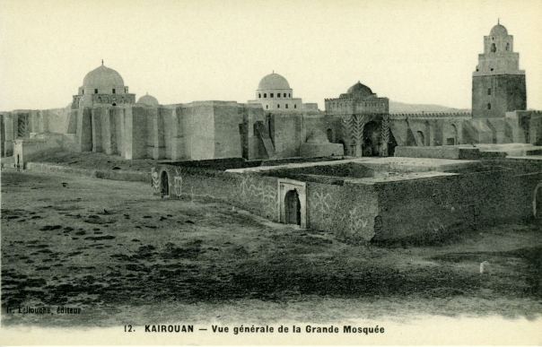 Great_Mosque_of_Kairouan-1900-img434