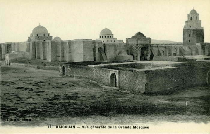 Great_Mosque_of_Kairouan-1900-img434