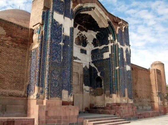 Moschea blu di Tabriz