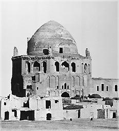 Tomba di Öljeitü a Solṭāniyyeh