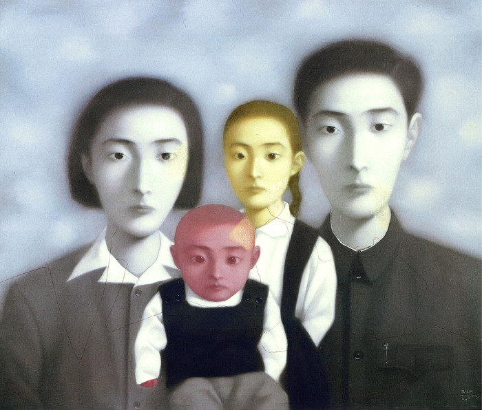 6_Zhang Xiaogang-Bloodline Series_1200px