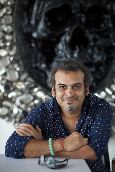 Subodh Gupta and Bharti Kher
