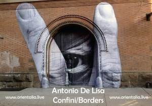 Logo Confini-Borders
