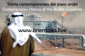 Logo Storia cont paesi arabi